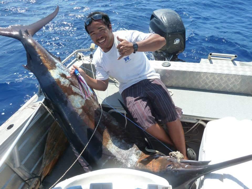 sortie pêche à la ligne